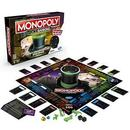 Hasbro MONOPOLY-Voice Activated Banking Brettspiel