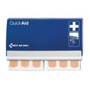 FIRST AID ONLY® Pflaster (90 Stück), QuickAid Pflasterspendersystem