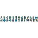 KLEIBER Applikationen , Funny Box - Jeans Letters, , 130 Teile