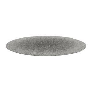 Gloster - Deco Teppich Outdoor Ø 140 cm, pewter ombre