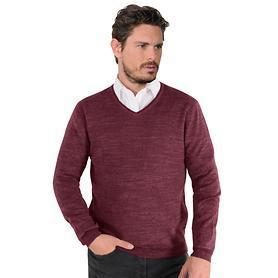 Pullover 'Maurice' rot Gr. M