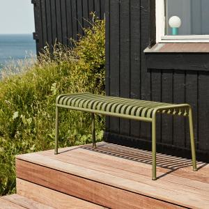 HAY - Palissade Bench - olive