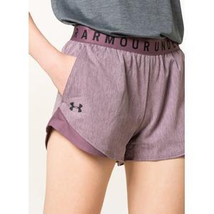 Under Armour Fitnessshorts Play Up 3.0 violett