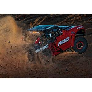 Unlimited Desert Racer 4x4 VXL Fox-Edition RTR + LED 1/7 4WD Pro-Scale Race-Truck Brushless ohne Akku/Lader